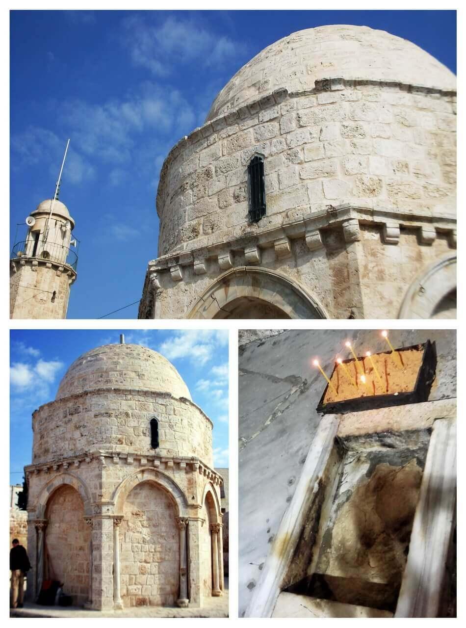 Church of the Ascension, Jerusalem