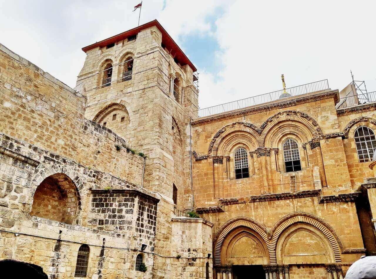 Jerusalim, Crkva Hristovog groba Church of Holy Sepulchre