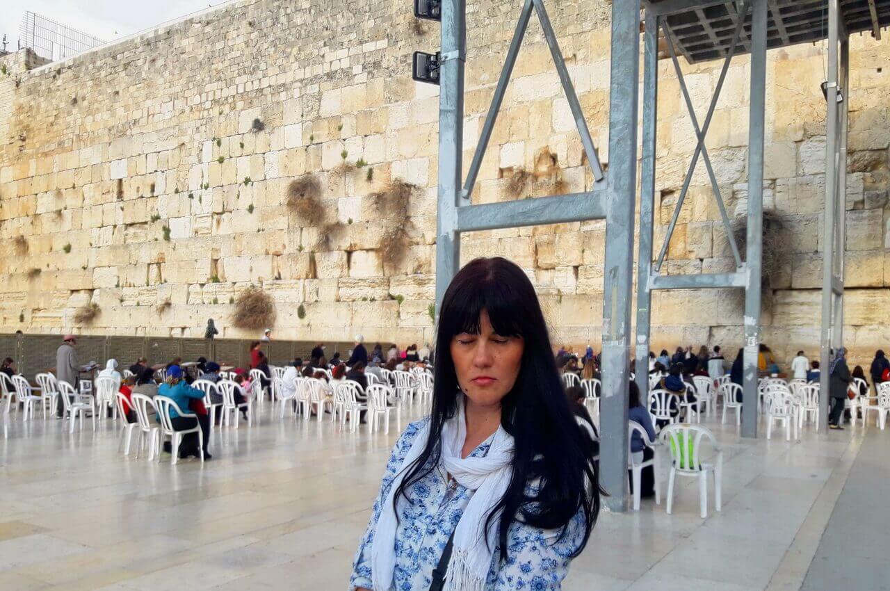 The Western Wall, Jerusalem