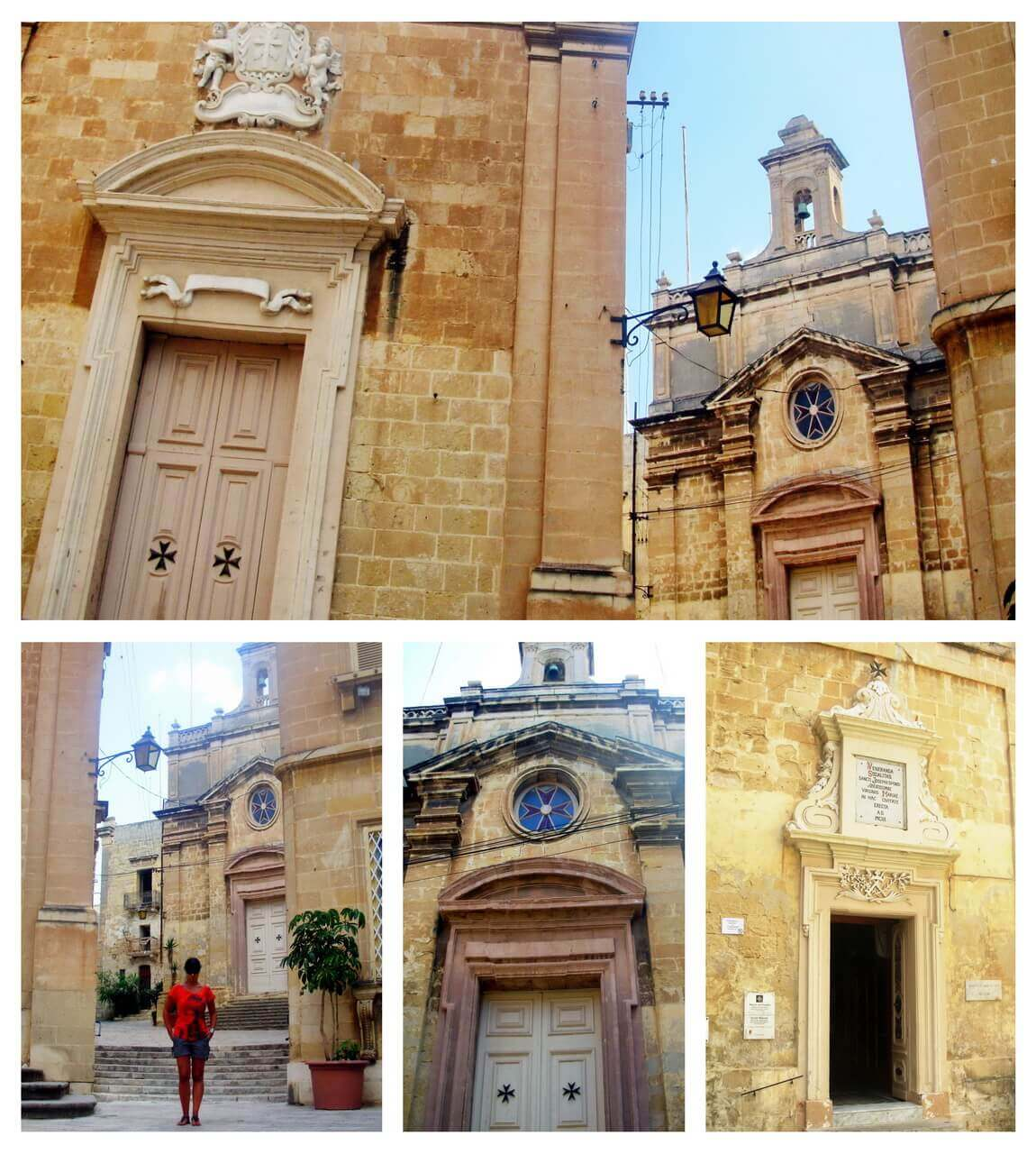 The Oratory of the Holy Cross. and Oratory of St Joseph, Birgu