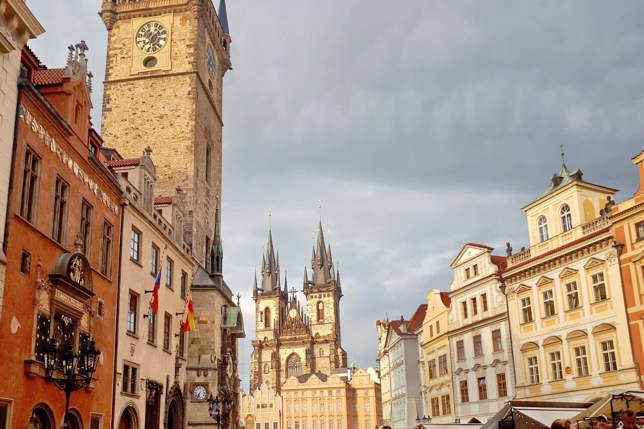 Czech Republic, Prague Destinations