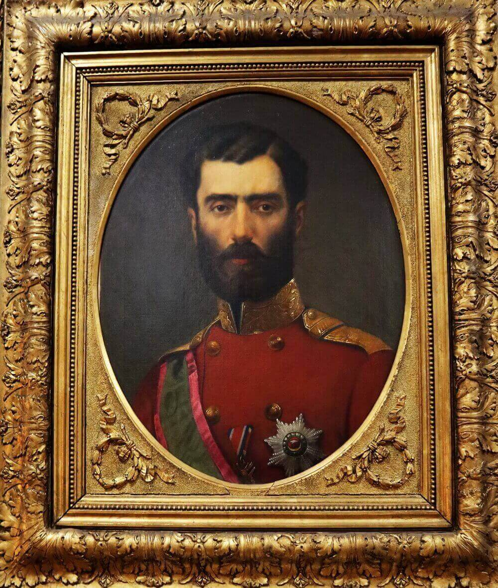 Prince Mihailo Obrenović