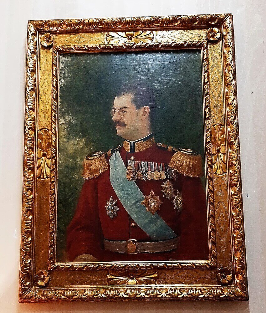 King Alexander Obrenović, exhibition