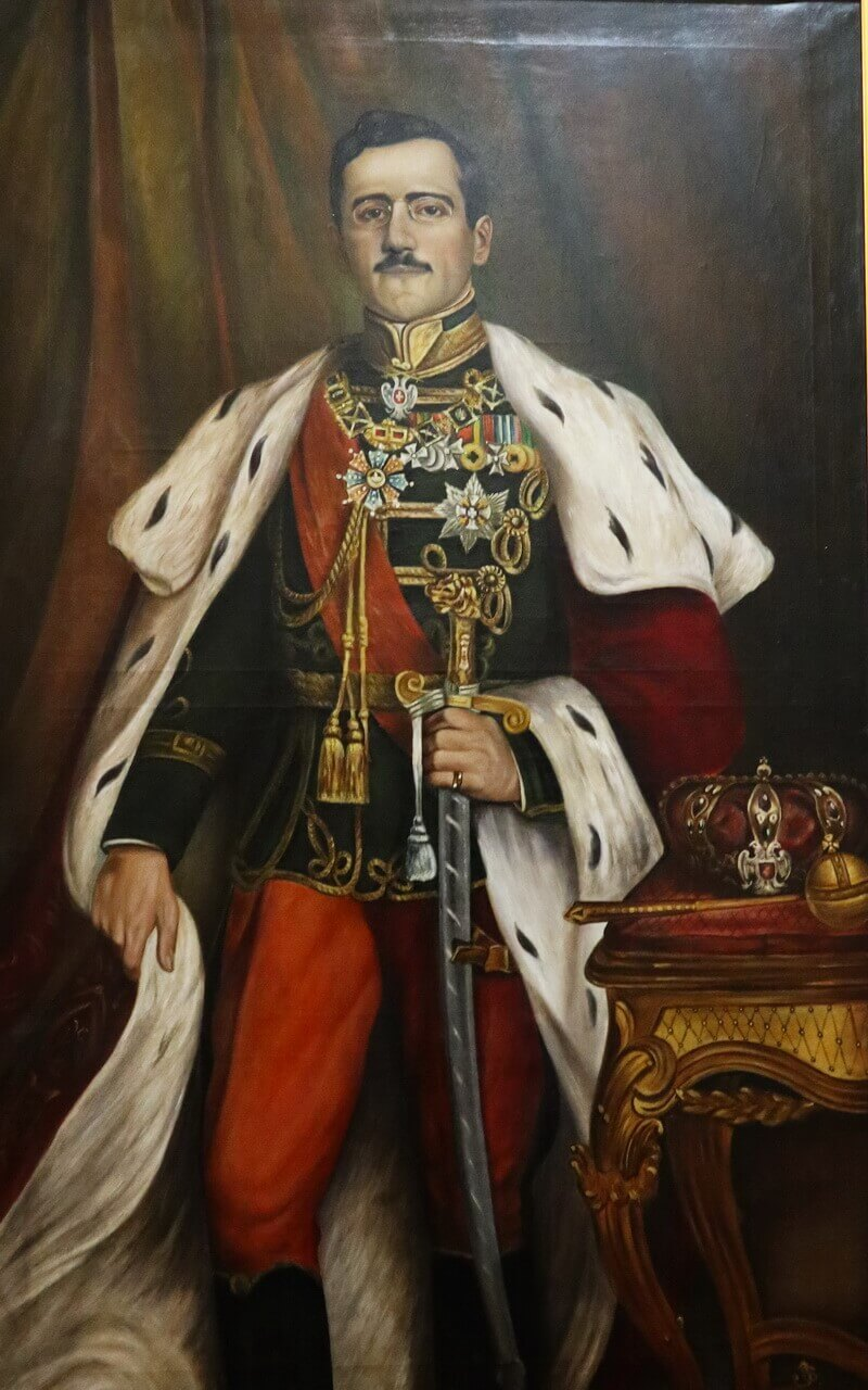 King Alexander I Karadjordjević