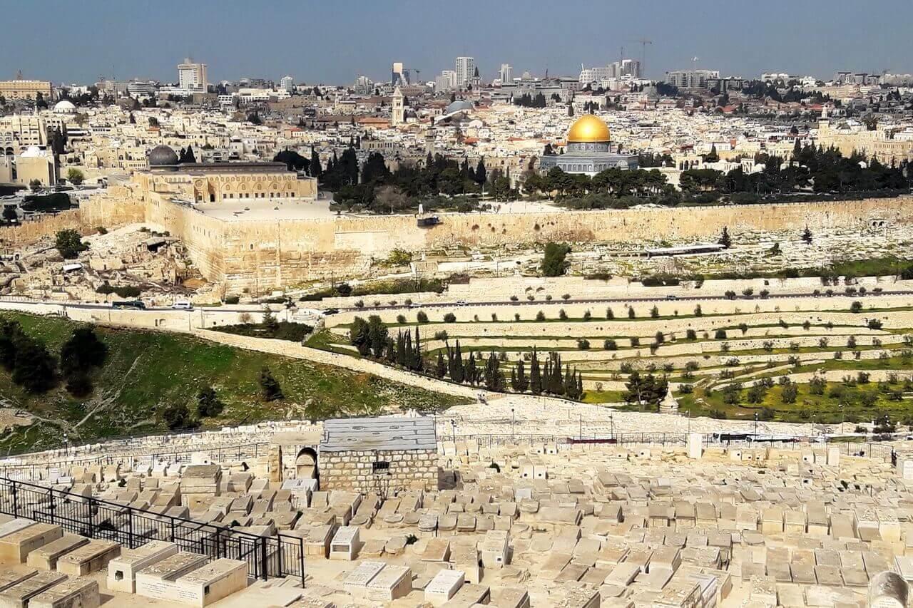 Jerusalem Destinations Destinacije