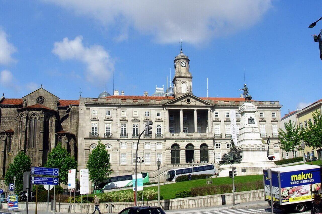 Porto, Palacio da Bolsa