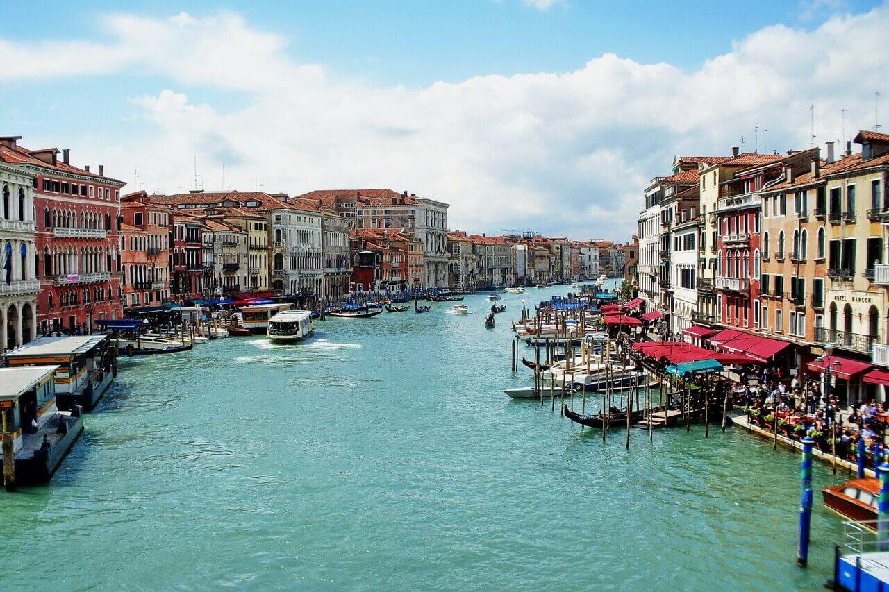 Venezia, Canal Grande, Destinations, Destinacije
