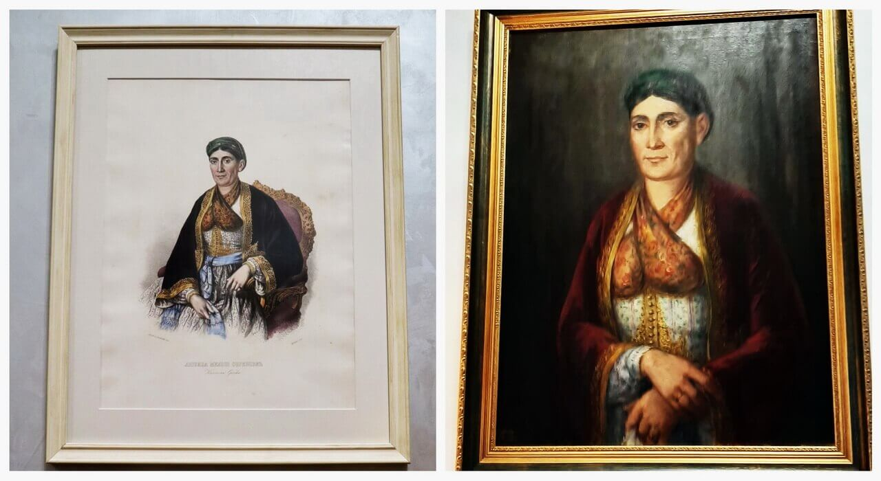 Princess Ljubica Obrenović, exhibition