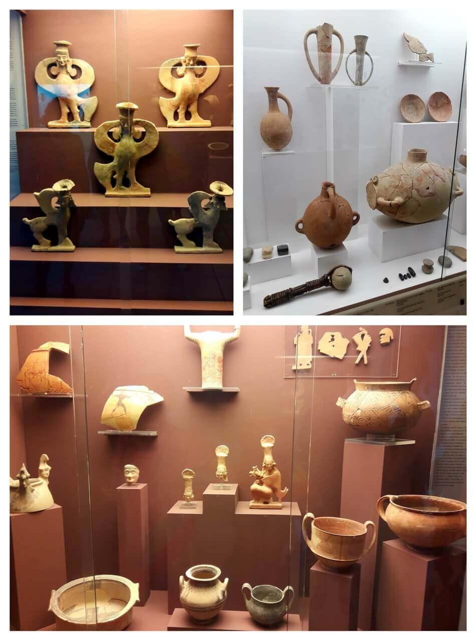 Archeological Museum, Myrina