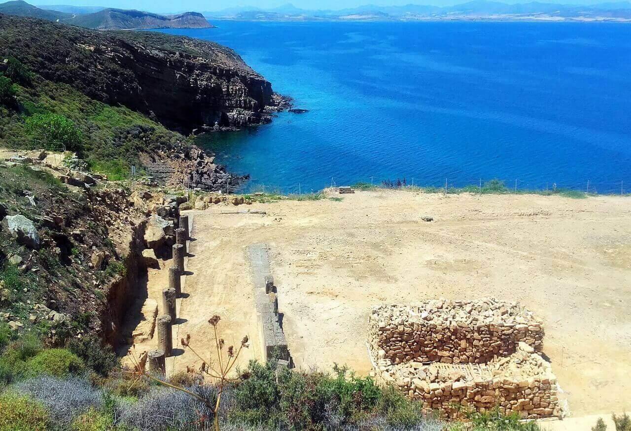 The sanctuary of Kabeiroi, Limnos