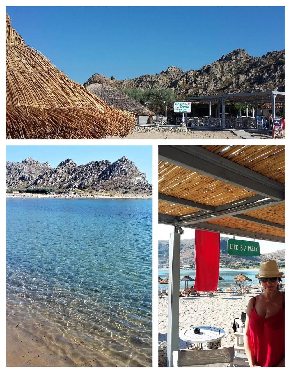 Thanos beach, Lemnos