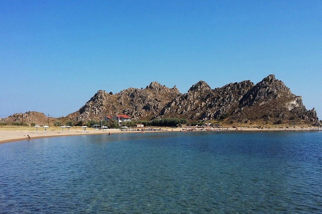 Thanos beach, Lemnos, Limnos