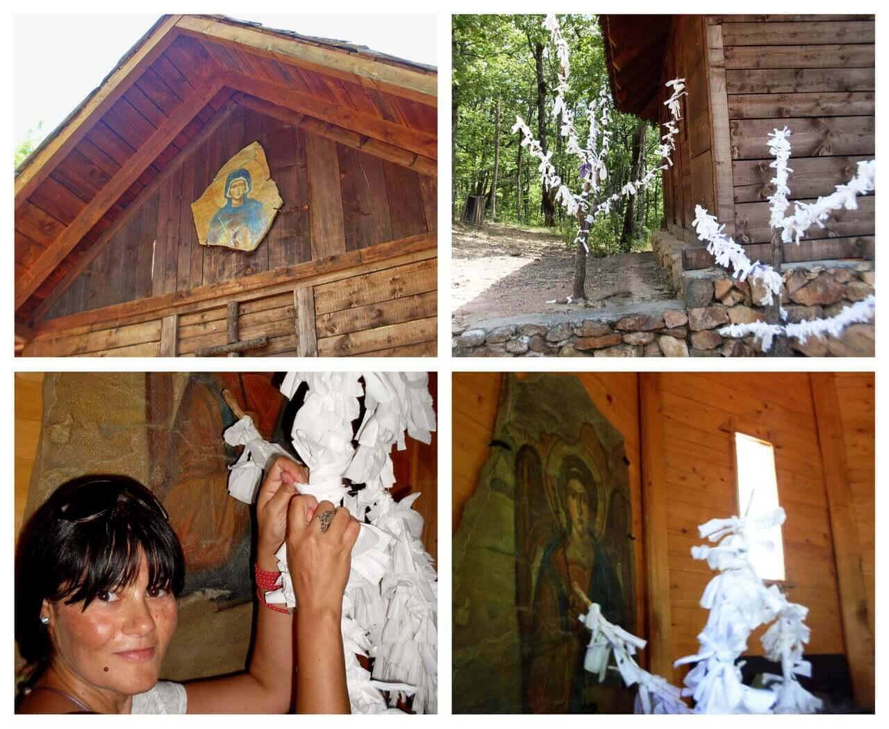 Church St Petka, Devil s town, Crkva Svete Petke, Đavolja varoš