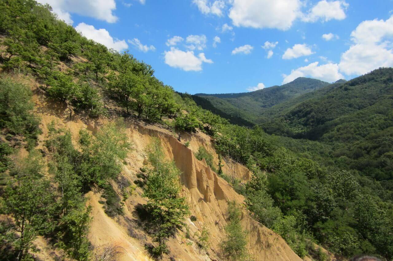 Radan mountain