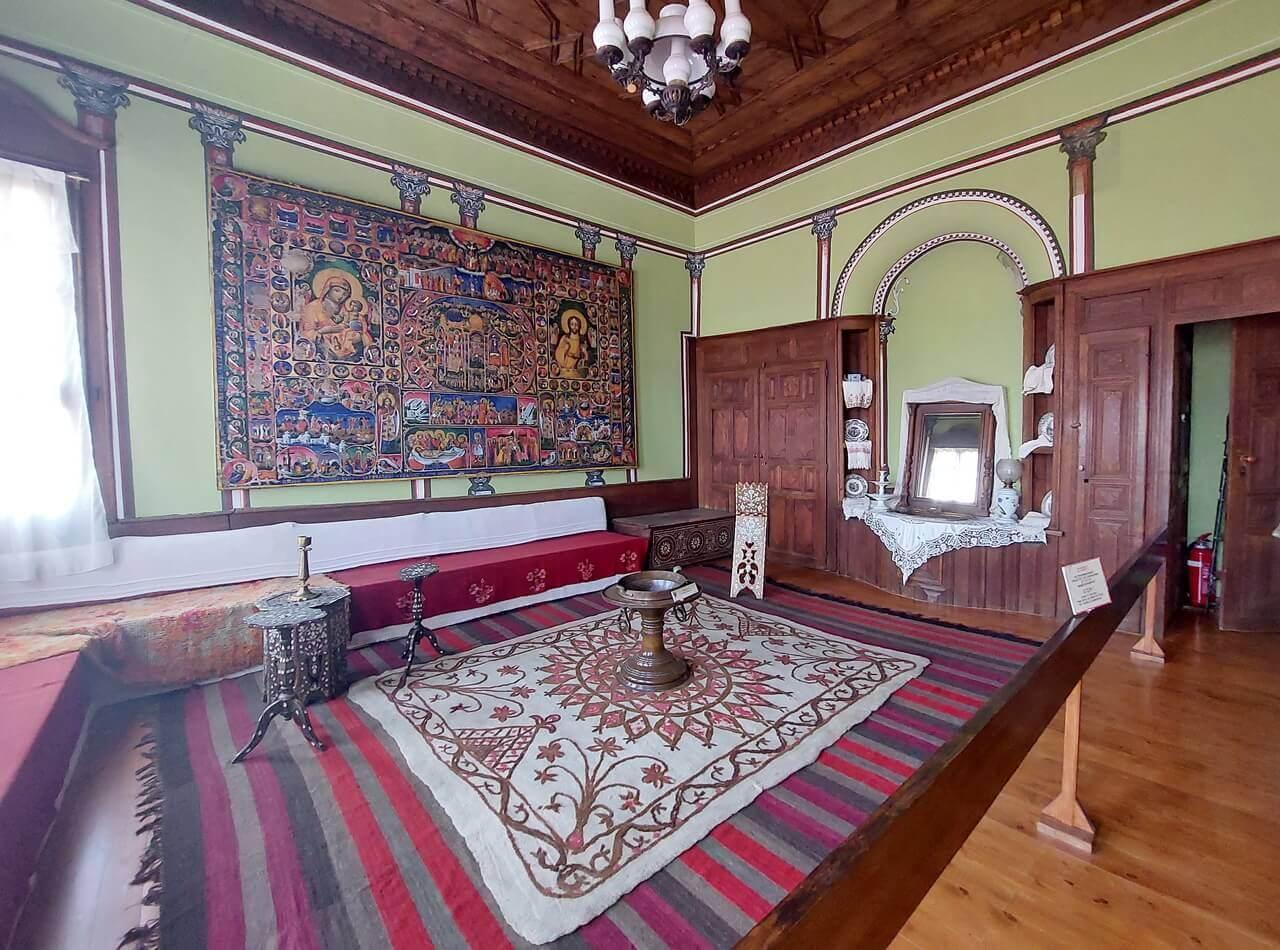 Plovdiv Kuyumdzhiouglu House