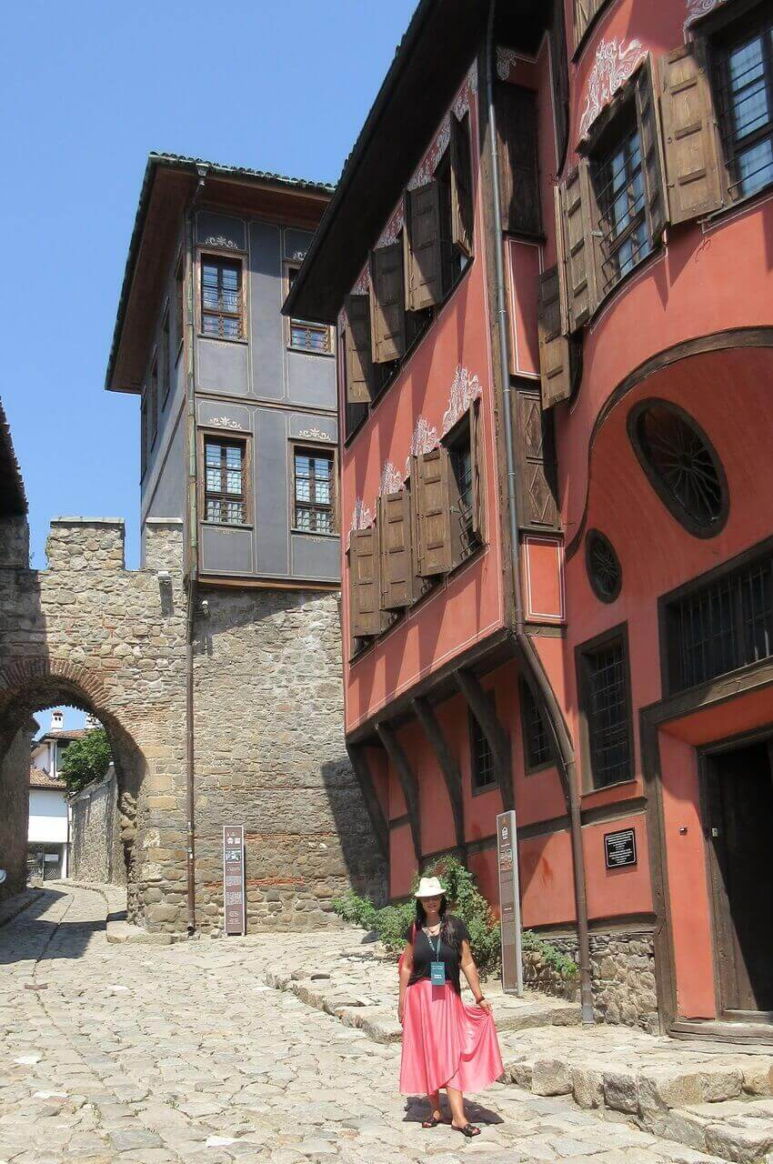 Plovdiv Regional history Museum and Hisar Kapiya