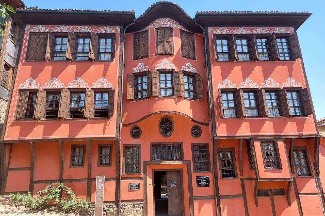 Regional history Museum Plovdiv