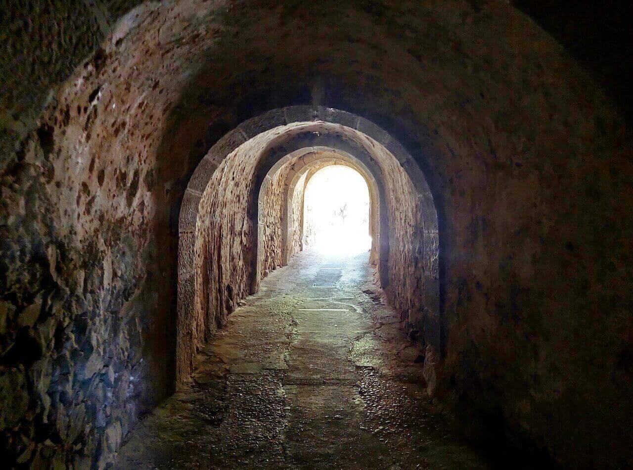 Spinalonga, Dante's Gate
